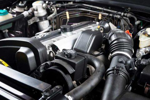 motor masina in service